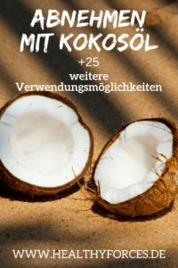 Abnehmen mit Kokosöl