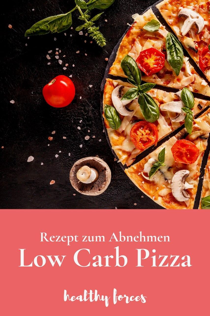 Low Carb Pizza: Einfaches Rezept für Schüttelpizza