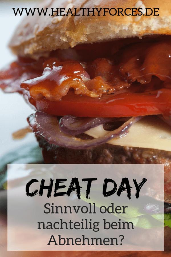 Cheat Day sinnvoll oder nachteilig beim Abnehmen?
