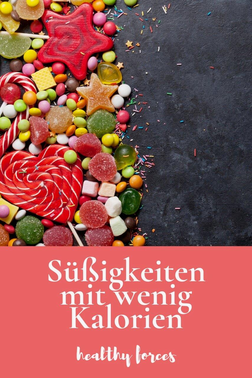 9 Süßigkeiten mit wenig Kalorien: Naschen erlaubt!