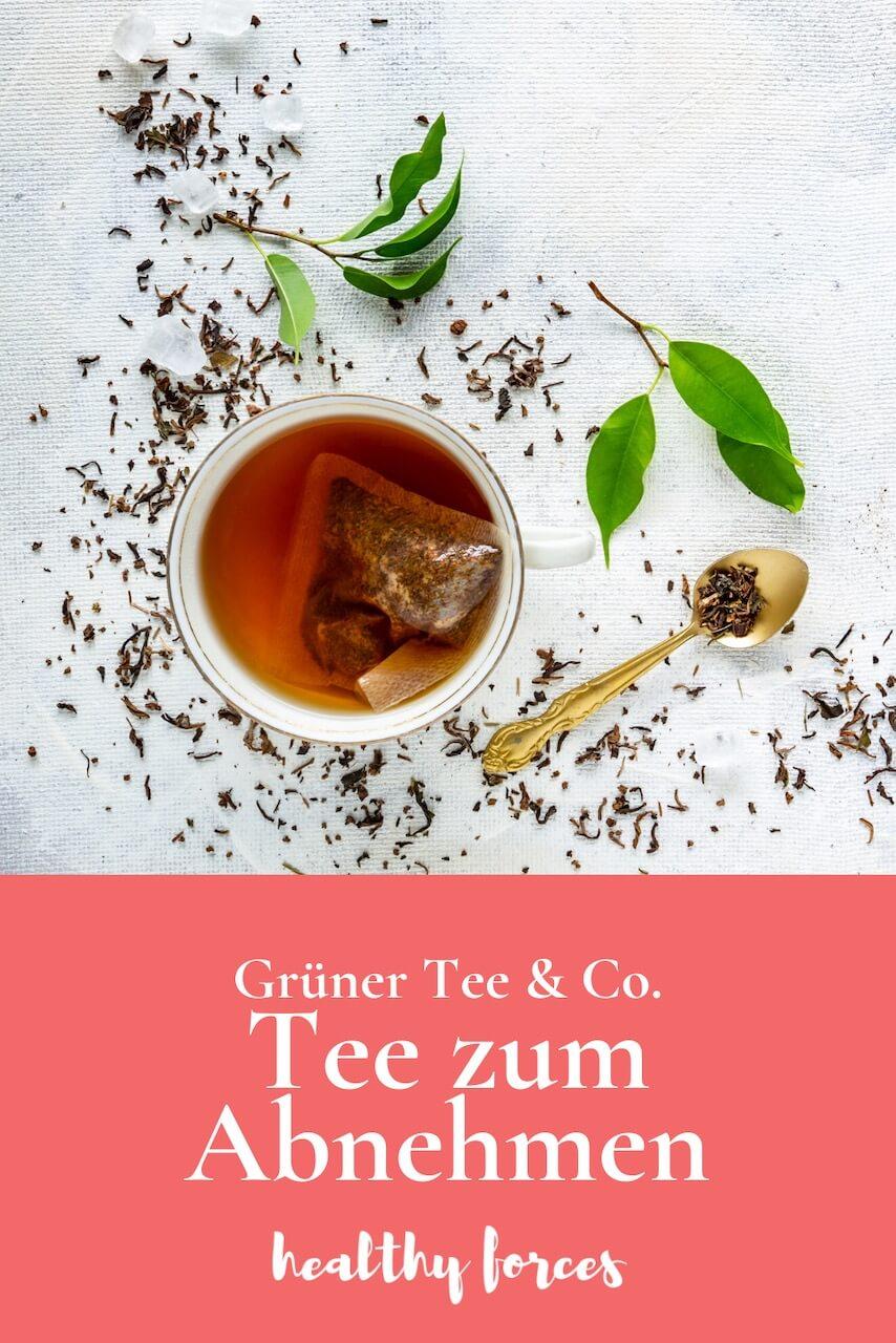 Tee zum Abnehmen: Diese 10 Tees helfen ganz natürlich beim Abnehmen