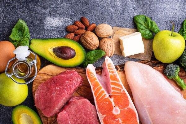 Ketogene Diät Plan