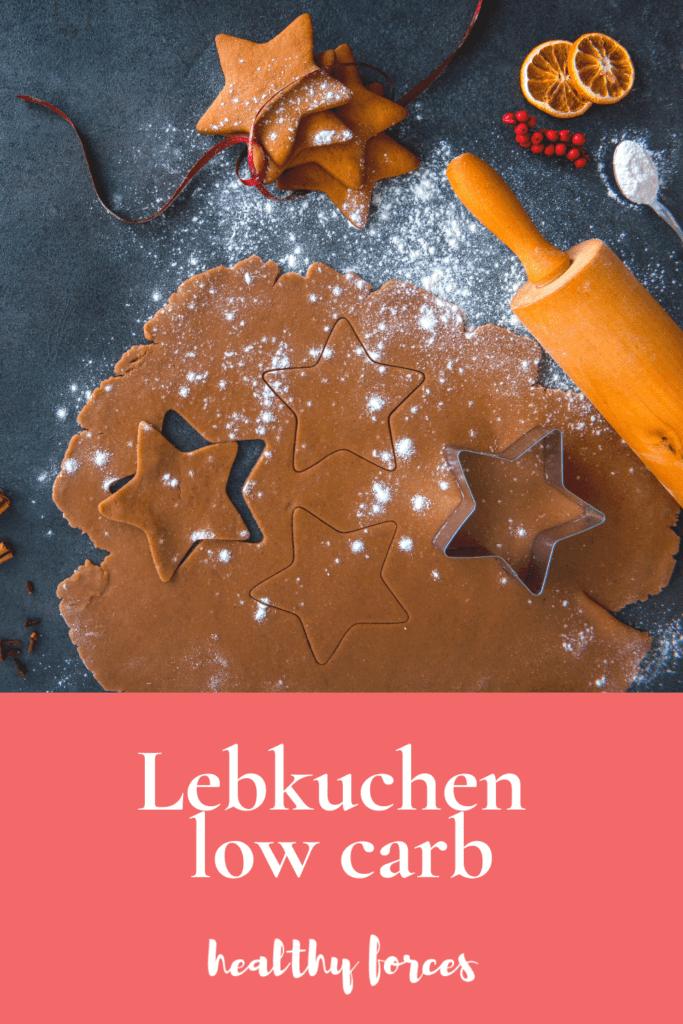 Lebkuchen low carb