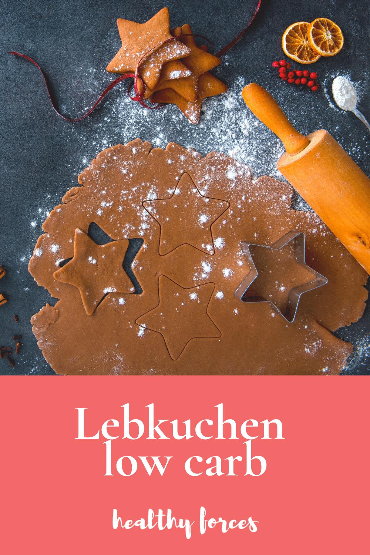 Lebkuchen low carb: einfaches Rezept für Weihnachten